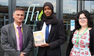 Featherstone Student is Regional Poetry Winner