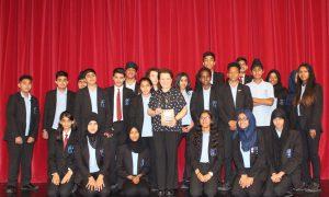 Teacher Award Winner