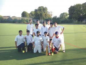 Year 7 Boys Cricket Borough Champions