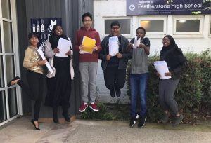 Outstanding Results at GCSE Results Day 2017